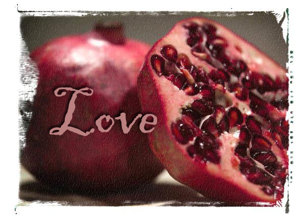 pomegranate-love